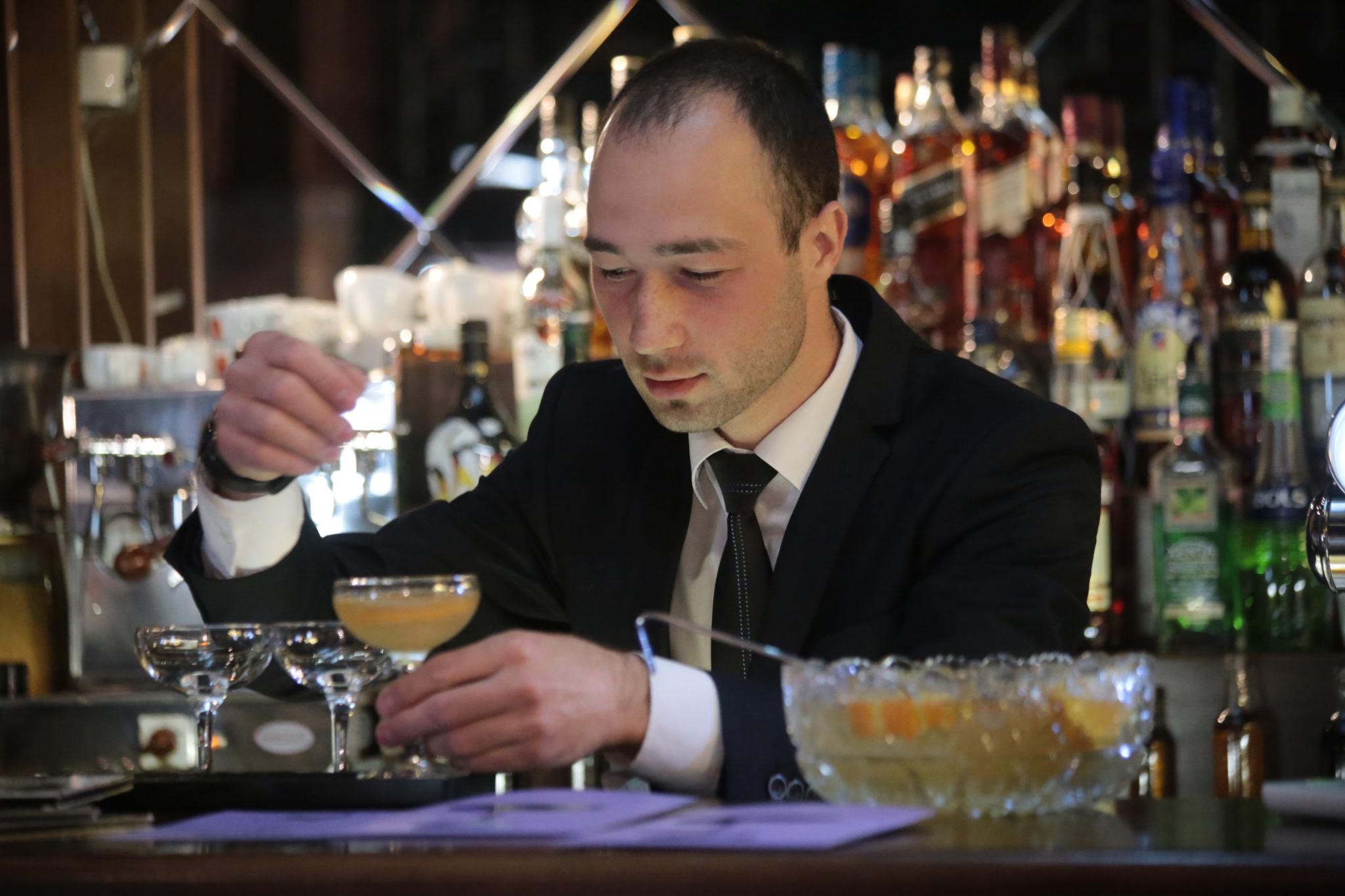 Учебные центры в казани бармен