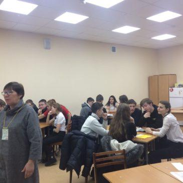 16 февралятехникум открыл свои двери для будущих поступающих