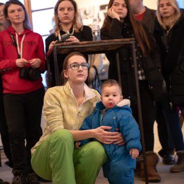 Фотовыставка в коттеджном посёлке «Примавера»