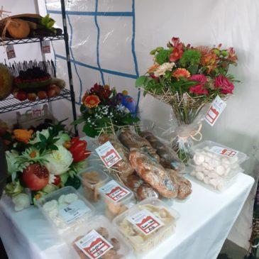 Ярмарка сельскохозяйственной продукции и изделий народно-художественных промыслов
