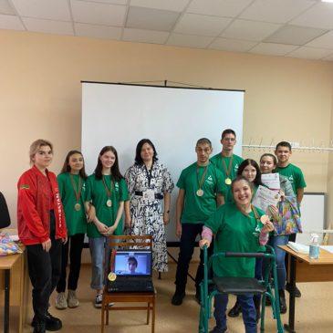 Региональный Чемпионат по профессиональному мастерству среди инвалидов и лиц с ограниченными возможностями здоровья «Абилимпикс-2021» завершается
